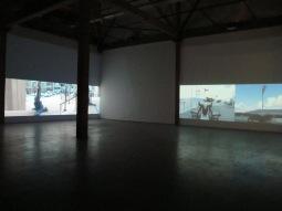 Installation view / Vue de l'installation